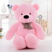 3 Foot Pink Teddy Bear Soft Stuffed Toy Big Size Huge Teddy Bear