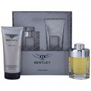 Bentley Bentley Apa de Toaleta 100 ml + Gel de dus 200 ml Set BARBATESC