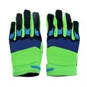 ELECTROPRIME Fox Racing Race Gloves -Motocross ATV Dirt Bike Gear Green XL Size