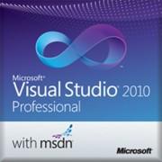 Microsoft - Visual Studio 2010 Professional w/ MSDN, GOV, OLP-NL, SA
