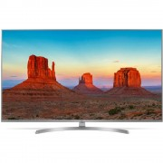 "LG 49UK7550PLA 49"" HDR 4K Ultra HD Smart Television - Silver"