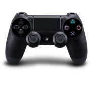 PS4 Dualshock Cont Black EUR