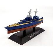 Battleship USS West Virginia (BB-46) 1941 1/1100 Scale Diecast Metal Model Ship