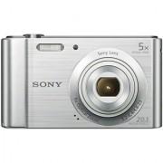Sony Cyber-shot DSC-W800 Point Shoot Camera(Silver)