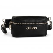 Чанта за кръст GUESS - Calista (VG) Mini HWVG75 85800 BLA