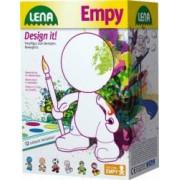 Set creativ pentru colorat Figurina Lena Baiat