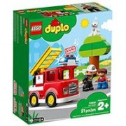 LEGO DUPLO Kocke - Vatrogasni kamion 10901