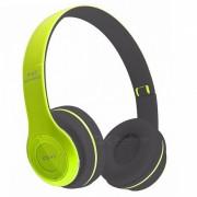 KELIMA P47 Auriculares Bluetooth estereo creativos con TF? Radio - Verde