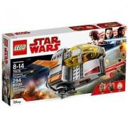 Lego Klocki LEGO Star Wars - Pojazd transportowy Ruchu Oporu 75176