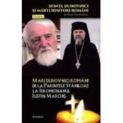 Sfinti duhovnici si marturisitori romani vol.3 Mari duhovnici romani - Silvan Teodorescu