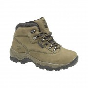 Mirak Lady Montana Womens Hiker Boot / Ladies Hiking Boots Khaki 3 UK