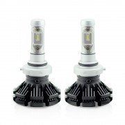 9006-HB4 LED pt faruri 12-24V - 4000 Lumeni Super White
