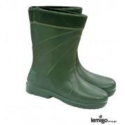 RW00-BLALASKA Zateplená dámska obuv Farba: Zelená, Veľkosť: 37