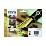 Epson 16 (T1626) pack poupança 4 cores