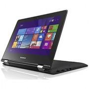 Unboxed LENOVO-YOGA 300-PENTIUM-N3710-4GB-500GB-11.6-WINDOW10-BLACK