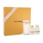 Dolce&Gabbana The One confezione regalo eau de toilette 100 ml + lozione corpo 100 ml + doccia gel 100 ml da donna