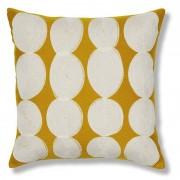 La Forma Sierkussens Penhil geel/wit 100% katoen (45 x 45 cm)