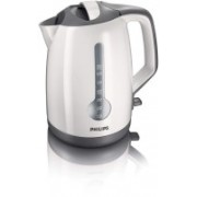 Philips HD4649 1.7-Litre 2400-Watt Concealed Element Kettle Electric Kettle(1.7 L, Silver)