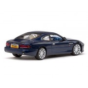 Aston Martin DB7 Vantage Mandip Blue 1/43 Limited Edition 1 of 1080 Produced Worldwide.Comes with Numbered Certificate...