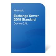 Microsoft Exchange 2019 Standard Device CAL elektronički certifikat
