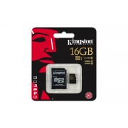 16GB micro SDHC karta Kingston class 10