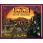 Board game Catan: Traders and Barbarians