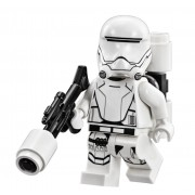 Lego Figurine Star Wars - First Order Flametrooper Du Set 75103