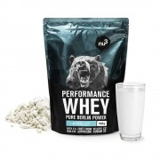 nu3 Performance Whey, Neutral - Proteinpulver