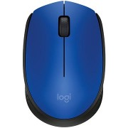 Logitech Wireless Mouse M171 kék