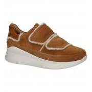 UGG Ashby Spill Seam Cognac Sneakers