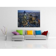 Tablou London Skyline At Sunset - cod W01