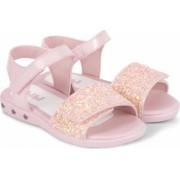 Sandale Fete Bibi Star Light Roz-Glitter 22 EU