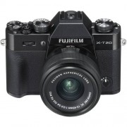 Fujifilm X-T20 + 15-45mm f/3.5-5.6 XC OIS PZ - Nera - 2 Anni Di Garanzia in Italia
