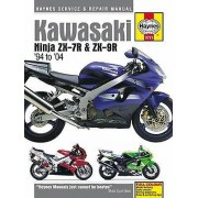 Kawasaki ZX7R Ninja Motorcycle Service and Repair Manual by M3721