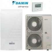 Daikin Altherma ERLQ014CV3/EHBX16CB9W hűt/fűt hőszivattyú 14 kW