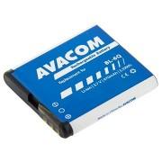 AVACOM akkumulátor Nokia 6700 Classic készülékhez, Li-Ion 3,7V 970mAh (BL-6Q helyett)