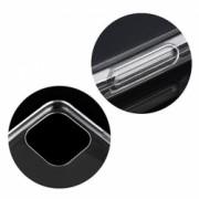 Pachet Apple iPhone 11 PRO MAX Husa IMPORTGSM Silicon Ultra Slim Transparent + Folie Sticla securizata Tempered Transparent