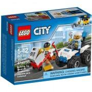 Lego city police arresto con il fuoristrada 60135
