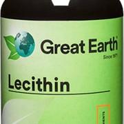 Great Earth Lecithin Caps 1200 mg 90 kapslar