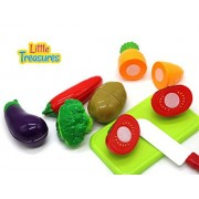 Little Treasures Playfully Delicious Fresh Fruit & Vegies Play set for kids