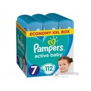 Pampers Active Baby pelenke Monthly Box, 7 , 112 kom
