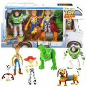 Toy Story 4 Set 6 Figurine GDL54