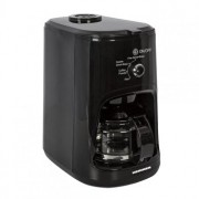 Cafetiera cu rasnita Heinner HCM-900RBK, putere: 900W, capacitate: 0.6L, alb