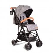 Cangaroo Kolica za bebe Compact Siva (CAN4638)