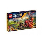 Lego Jestro's Evil Mobile, Multi Color