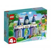 Sarbatorirea Cenusaresei la Castel LEGO 43178