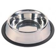 Kutyatál rozsdamentes acélból 20 cm
