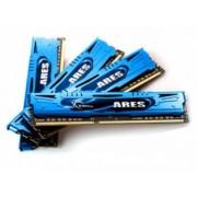 G.Skill 16 GB DDR3-RAM - 1866MHz - (F3-1866C9Q-16GAB) G.Skill Ares-Serie Kit CL9