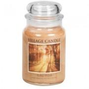 geschenkidee.ch Village Candle Duftkerze Amber Woods