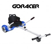 GoRacer HoverKart Racing White